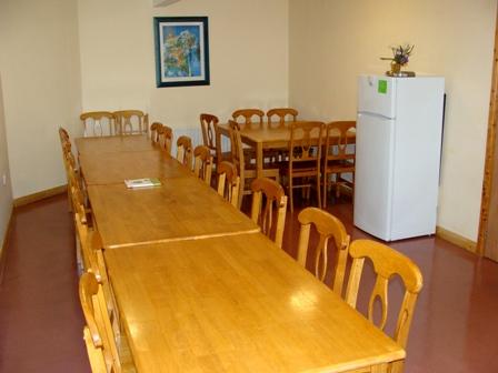 Hostel - Dining